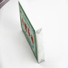 La venta caliente 1000g handcraft té del ladrillo del puer de yunnan bebida natural y verde