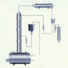 2017 T \ DT série torre de recuperação de etanol, torre de destilação SS, álcool metanol destilação de água