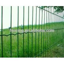 Низкая цена стальной забор евро/оцинкованная сталь евро-забор/ Евро забор панели