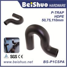 HDPE P-Traps Syphonic Wasserrohrverschraubung