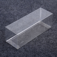 cheap clear PVC/PP/PET foldable box