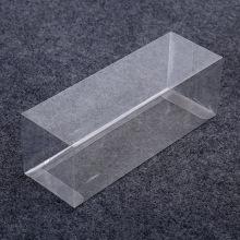 barato caixa dobrável clara do PVC / PP / PET