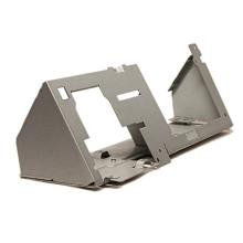 Support de montage pour ordinateur portable en aluminium de précision