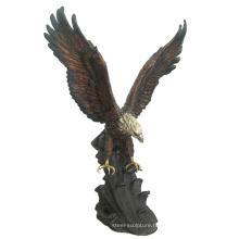 украшения животных металл ремесла бронза открытый статуи орла