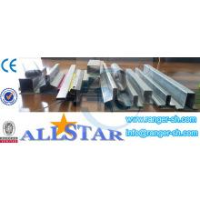 alta frecuencia alta calidad soldado longitudinal tubo línea de producción de carbono tubo de acero de molino