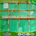 Vertical Wire Mesh for Construction building Safety net