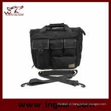 Militar Laptop saco mochila impermeável bolsa de ombro tática