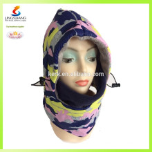 Motorcycle neck warmer winter protected hat and sports headwear ski face mask
