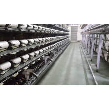 Polyester yarn DTY 150D/48F HIM SD  RW AA grade for making Shoes Upper