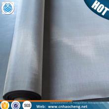 Pantalla de malla metálica Inconel alloy 625