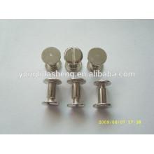 Custom wholesale price special book binding post menu screws