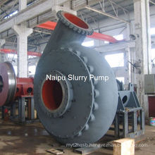 River Abrasive Alloy Dredging Pump Casing