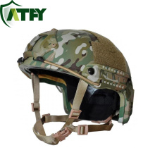 Level IIIA  Ballistic Helmet Fast Kevlar Ballistic Helmet Made in China for Military and Army Use