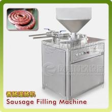 Двойной тип трубы Дополнительный размер Автоматический наполнитель колбасы
