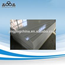 Hoja de fibra de vidrio preimpregnada