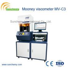 Borracha Mooney Viscometer Tester Mv-C3