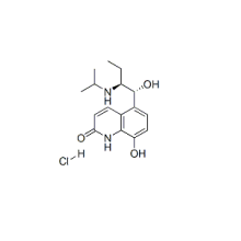 Procaterol hidroklorida, CAS 81262-93-3