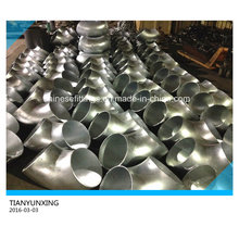 Hot Galvanized Butt Weld Carbon Steel Pipe Fittings Elbow