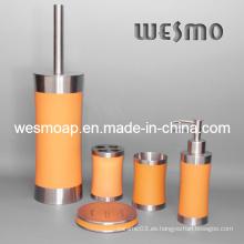 Goma de aceite de recubrimiento de baño de acero inoxidable conjunto (WBS0509A)