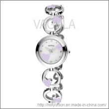 VAGULA lujo reloj pulsera con corazón (Hlb15672)