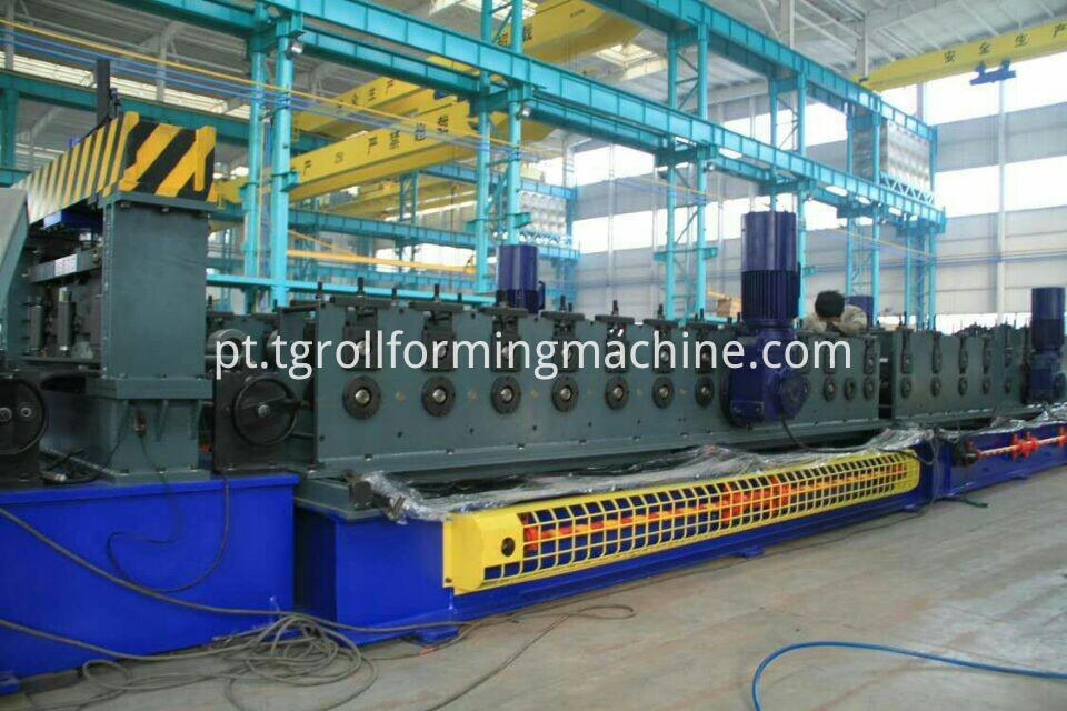 Steel Cable Tray Making Machine