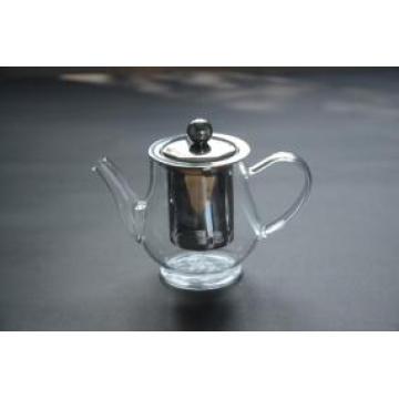Borosilicate Glass Teapot / Glass Tea Pot Teaware / Heat Resistant / Pyrex