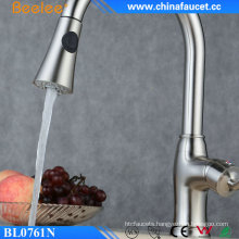 China Kitchen Pull out Wash Basin Water Faucet