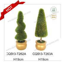 10-18cm Plastiksimulationsbaum / Blume