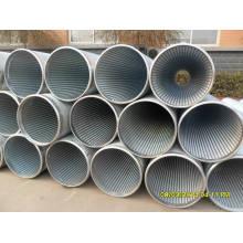 Tubo del filtro de la bomba de agua
