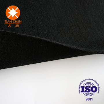 Pure Black Carpet Nonwoven Fabric Felt