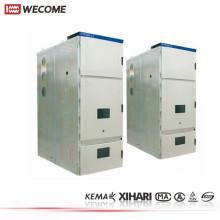 KYN28 10kV KEMA testé métal télécommande carte de Distribution de Phase 3