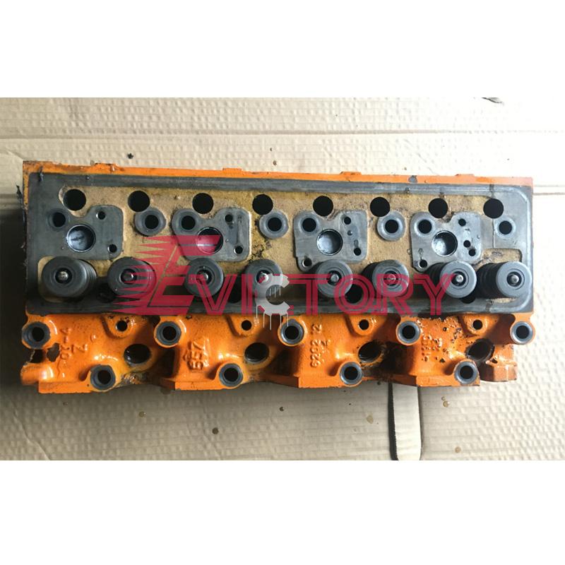 4D95 cylinder head-1