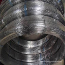 45kg 250kg 450kg / Spule 2.37 * 2.57mm 75g verzinkter ovaler Zaundraht
