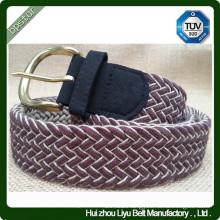 Custom Belt Made By Waxed Rayon Mens Braided Belt
