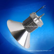 Lumière industrielle de qualité 150W à haute baie, éclairage extérieur