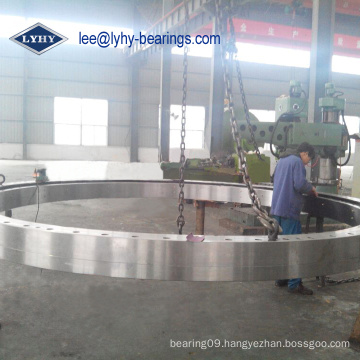 Ungeared Slewing Ring Bearing with Cross Roller Raceway (RKS. 160.16.1644)