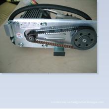 Mecanismo de puerta automática resistente de acero inoxidable