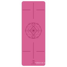 Yugland Natural PU and rubber yoga mats