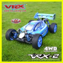 4WD elétrico RC BUGGY, sem escova do carro de RC