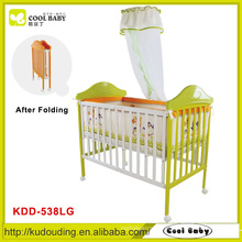 Approved baby crib , watch crib
