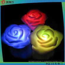 La plus nouvelle lumière de décoration de fleur de Rose LED à vendre