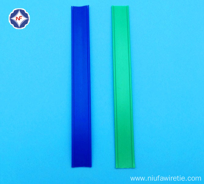 Plastic Double Wire Twist Tie for Bag