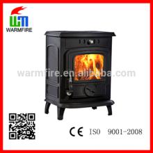 Model WM701B multi-fuel cast iron water jacket stove