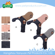 Promotional Various Durable Using Custom Knit Dog Sweater