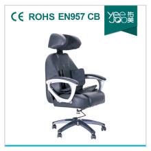 868A com PU nova massagem cadeira de escritorio