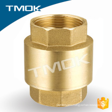 TMOK DN 20 with CW617n new bonnet high pressure male connection pn 16 hydraulic check valve with brass/pvc core