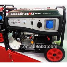 Gasoline Engine Powered Portable Silent Generator