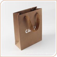 High demand of custom printed paper shopping bags