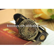 2013 new style genuine leather watch