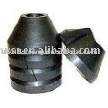 Oilfield rubber Cone Hi-Temp Split Packing